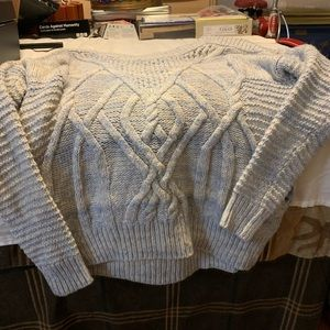Victoria's Secret knit sweater